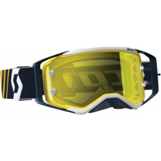 Очки Scott Goggle Prospect, blue/white yellow chrome works 246428-1006289