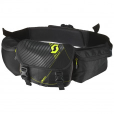 Сумка на пояс Scott SCO Hip-Belt Race Day black/neon yellow/no size 246217-4755223