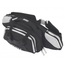 Сумка на пояс Scott Hip-Belt Qualifier black/white/one 221192-107222