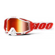 Очки 100% Racecraft Bilal / Mirror Red Lens (50110-219-02)