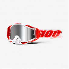 Очки 100% Racecraft Plus Bilal / Injected Silver Flash Mirror Lens (50120-219-02)