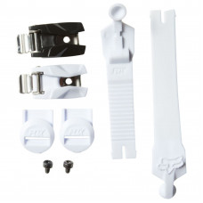 Стрепы к мотоботам с застежками Fox 180 Strap/Buckle/Pass Kit White (21502-008-NS)