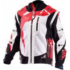 Куртка Leatt GPX 4.5 X-Flow Jacket Black/Red размер:XL (5017810323)