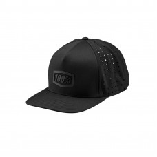 Бейсболка 100% Palace Snapback Hat Black (20059-001-01)