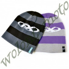 Шапка Factory Effex Stripes Beanie - Grey-Purple One Size 14-88024