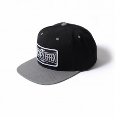 Кепка Factory Effex FX Title Snap- Back Hat черно сероый 18-86704